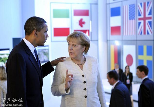 """2012年美国大选时间_默克尔""""时间都去哪儿了""""_德语德国网站——德语学习,德国 ..."""