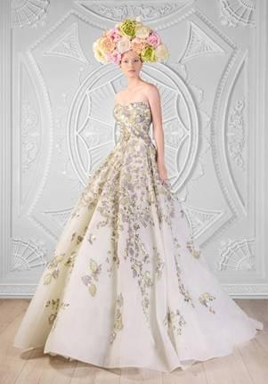 婚纱、Rami Kadi Haute、collection、优雅、时尚