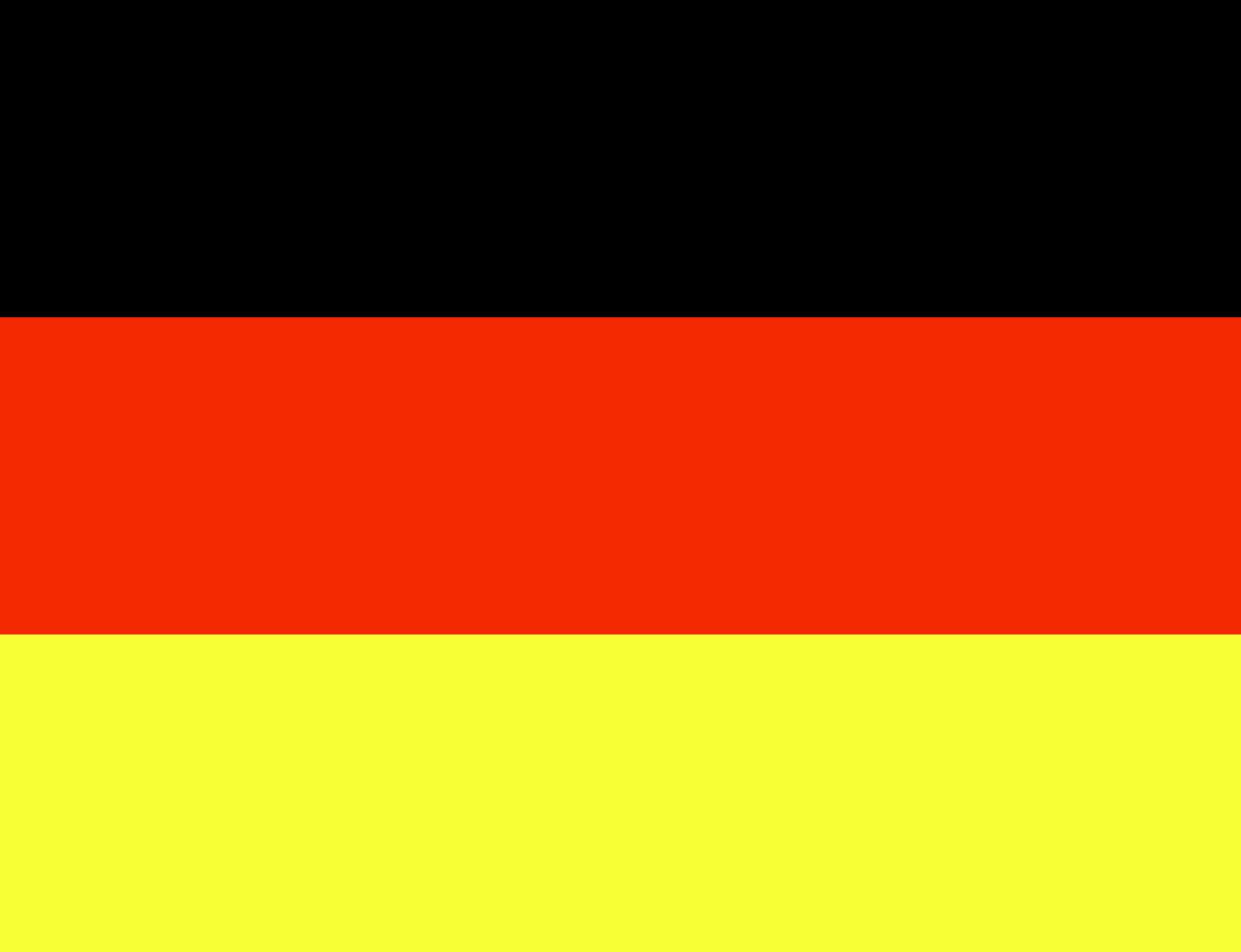 德国国旗小知识:官方规定的悬挂国旗日